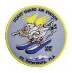 USCG Air Station St. Petersburg, FL Patch
