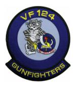 Navy Fighter Squadron VF-124 (GUNFIGHTERS) Patch