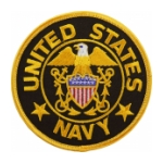 Navy Specialty  Novelty Patches