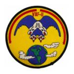 Navy Bomber - Fighter Squadron VBF-11 Patch