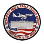 Air Force Operation Noble Eagle / Eagle Assit Patch