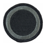 1st Army Corps Patch Foliage Green (Velcro Backed)