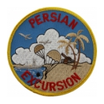 Persian Excursion Patch