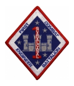 First Marine Combat Engineer Battalion Patch