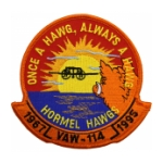 Navy Airborne Early Warning Squadron VAW-114 Patch