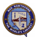 Naval Ammunition Depot Patches