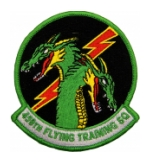 Air Force Training Squadron Patches