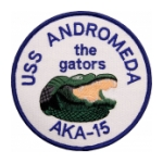 USS Andromeda AKA-15 Ship Patch