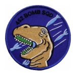 Air Force 452nd Bomb Squadron Patch