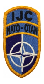 NATO patches