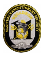 Navy Expeditionary Patches