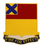 166th Field Artrillery Battalion Patch