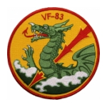 Navy Fighter Squadron VF-83 Patch