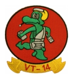 Navy Torpedo Bombing Squadron VT-14 Patch