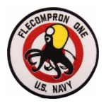Navy Composite Squadron VC-1 (FLECOMPRON ONE) Patch