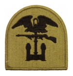 1st Engineer Brigade Scorpion / OCP Patch With Hook Fastener