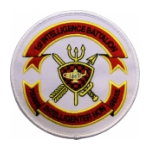 1st Marine Intelligence Battalion Patch
