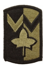 4th Sustainment Brigade Scorpion / OCP Patch With Hook Fastener