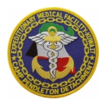 Expeditionary Medical Facility - Kuwait, Camp Pendleton Detachment Patch