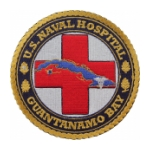 Naval Hospital Guantanamo Bay Patch