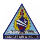 Carrier Air Wing CVW-15 Patch
