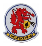 Navy Helicopter Light Attack Squadron HAL-4 Patch