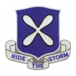 88th Glider Infantry Regiment Patch (Ride The Storm)