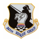 Air Force Search And Rescue Patches