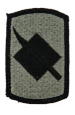 39th Infantry Brigade Patch Foliage Green (Velcro Backed)