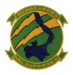 Navy Helicopter Combat Support Squadron HC-11 (Gun Bearers) Patch