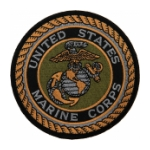 United States Marine Corps Patch (Subdued)
