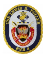 USS Lewis B. Puller ESB-3 Ship Patch