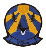 Navy Fleet Air Reconnaissance Squadron VQ-6 Patch