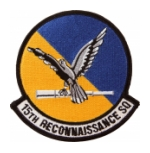Air Force 15th Reconnaissance Squadron Patch