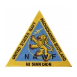 Naval Air Weapons Facility Patches (N.A.W.F.)