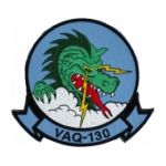 Navy Electronic Attack Squadron VAQ-130 Patch