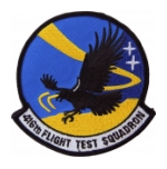 Air Force 416th Flight Test Squadron Patch