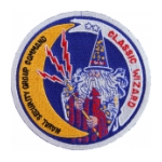 Naval Security Group Command Patch