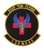 Air Force 1st Special Ops Medical Operations Squadron Patch