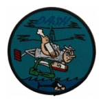 Navy Drone Anti-Submarine Helicopter Squadron Dash Patch