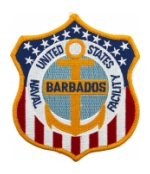Naval Facility Barbados Patch