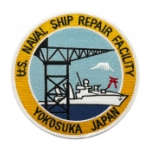 Naval Ship Repair Facility Yokosuka Japan Patch