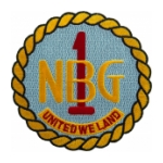 Navy Beach Group 1 (United We Land) Patch