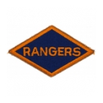 Rangers Battalion Patch