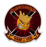 Navy Airborne Early Warning Squadron VAW-116 (Sunkings) Patch