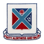 122nd Armored Infantry Battalion Patch