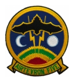 Navy Air Test & Evaluation Squadron VXE-5 Patch