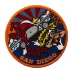 Air Force 148th Fighter Squadron Patch