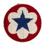 Dept of Army Staff Support / Army Service Forces Patch