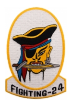 Navy Attack Squadron VA-24 (Fighting-24) Patch